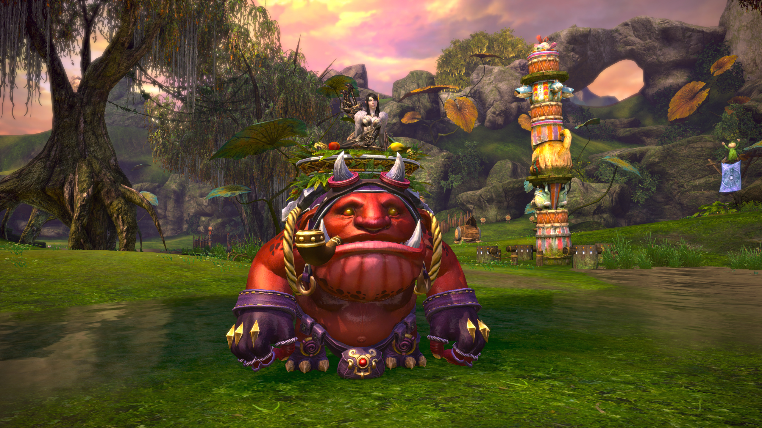 Tera Free-to-Play - Screenshot - Red Giant
