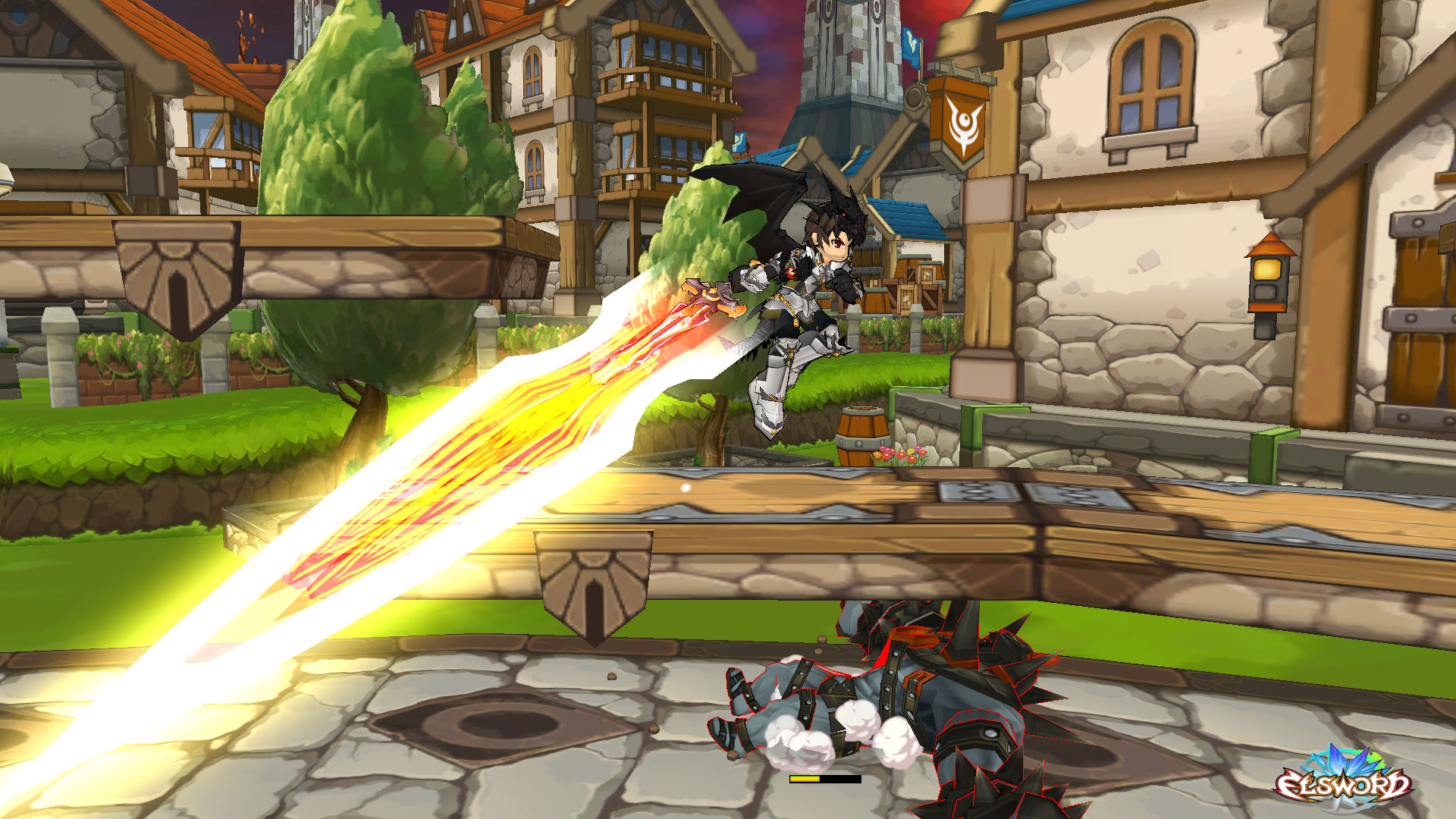 Screenshot Elsword Field-Update 1