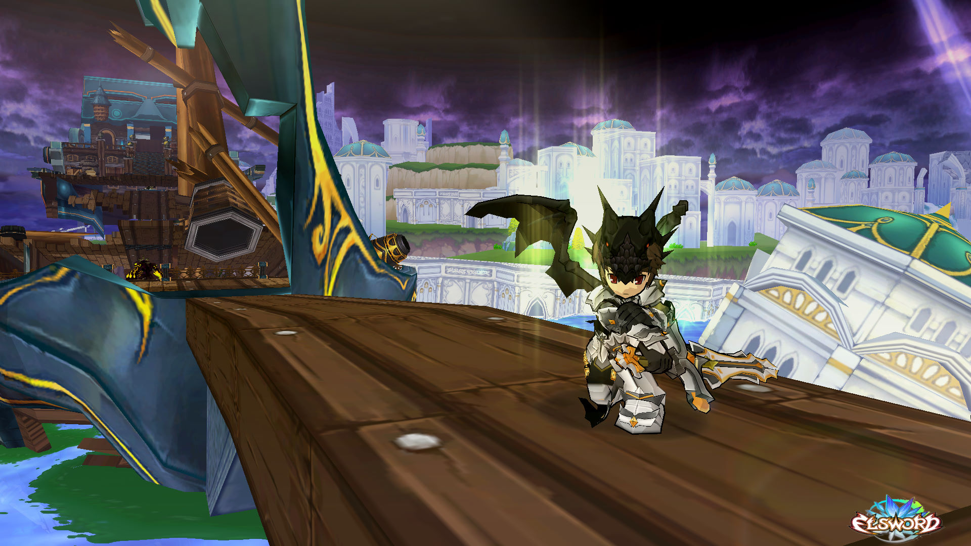 Screenshot Elsword Field-Update 3
