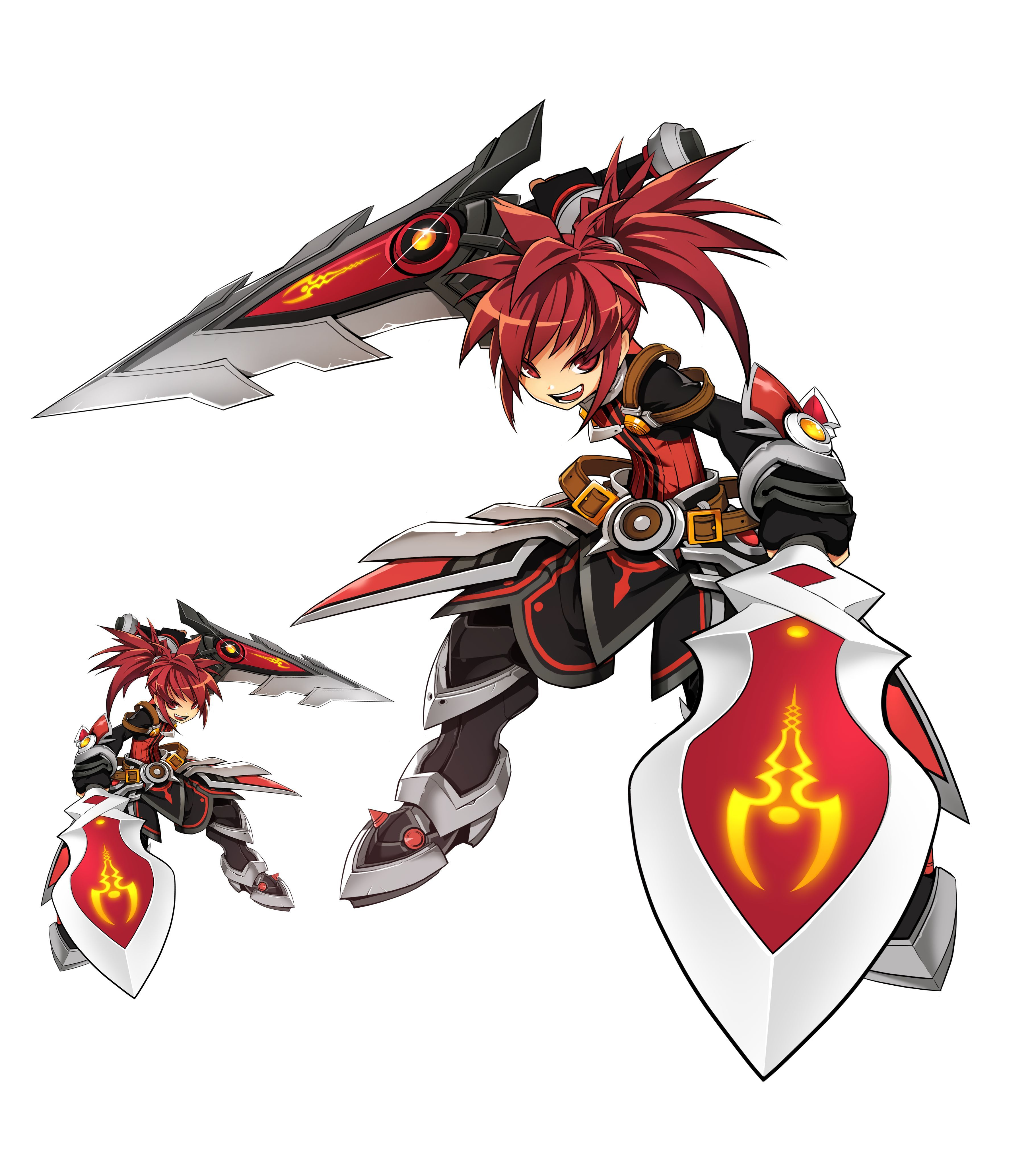 Elsword Successful Anime MMO To Hit UK Shores