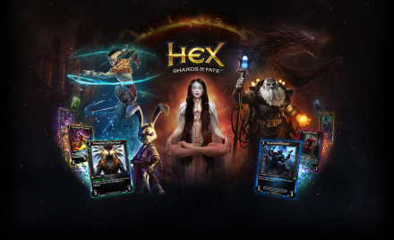 HEX Steam KeayArt